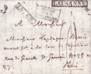 1831 Lausanne_Pontarlier_Paris