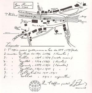 1926 Gare de Renens