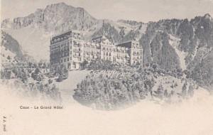 le grand hotel 1905