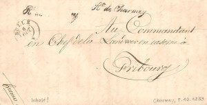 1859 Cachet Rte de Charmey