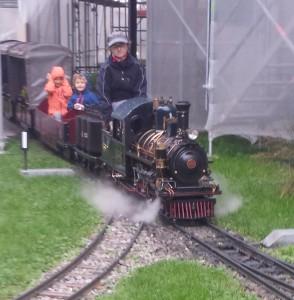 Petit train du Musée des transports Lucerne