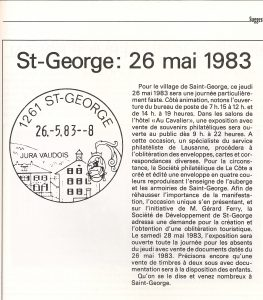 Article paru dans Suggestion revue illustree de la Cote no2_1983