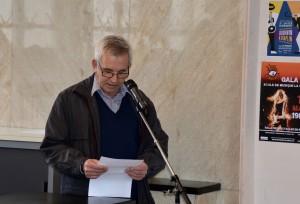 Expo-Bourse 2016 à Renens Discours du président SPR Michel Bommottet