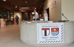 Sortie SPR à la Philexpo 17 à Wettingen