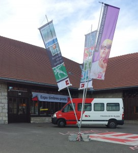 Exposition à Saignelegier Nov.2014