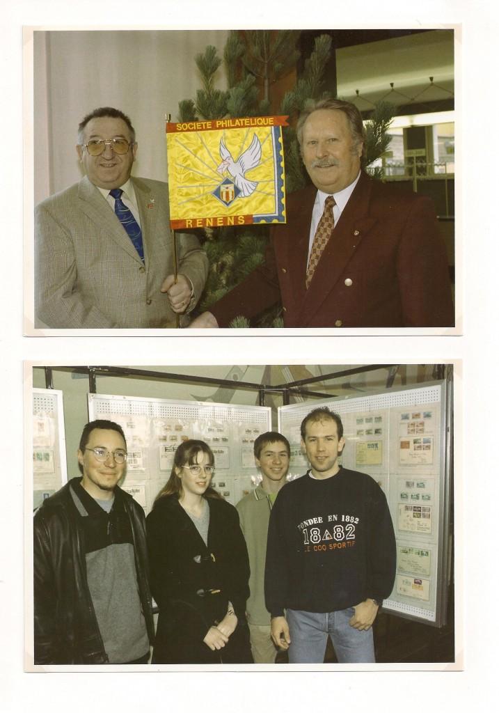 2001 Expo-Bourse Les Jeunes sont à l'honneur
