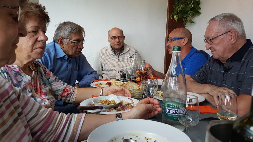 Repas au Rempart