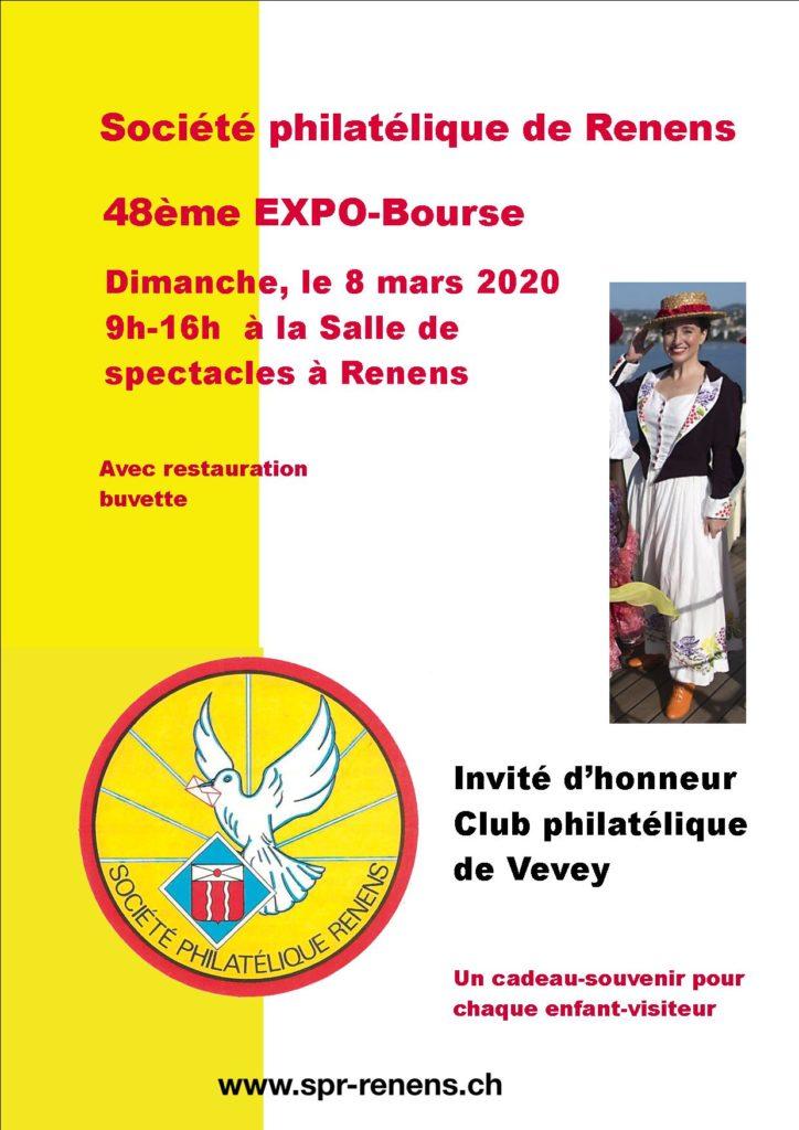 48ème Expo-Bourse SPR Renens